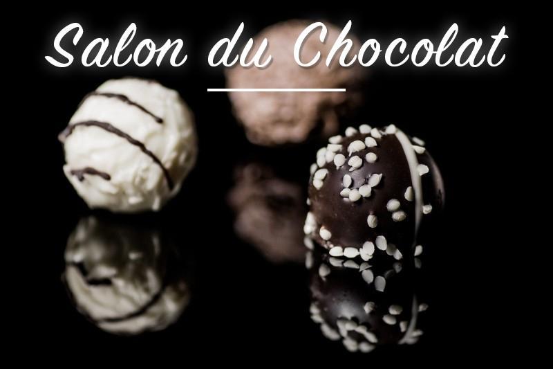 Un séjour parisien gourmand au Salon du Chocolat