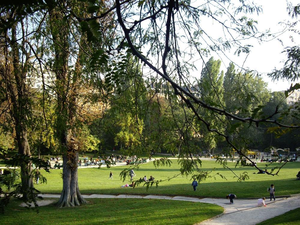 Des parcs à Paris pour une ambiance rustique