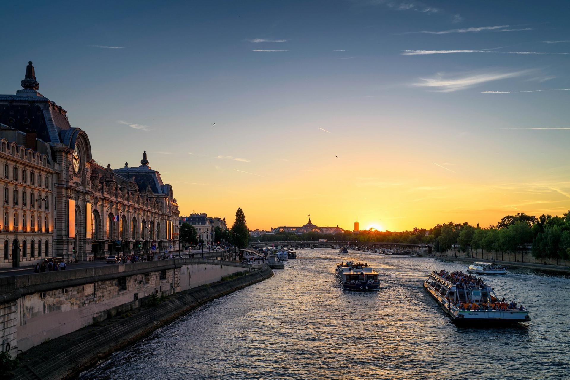 Séjour romantique dans la Ville lumière