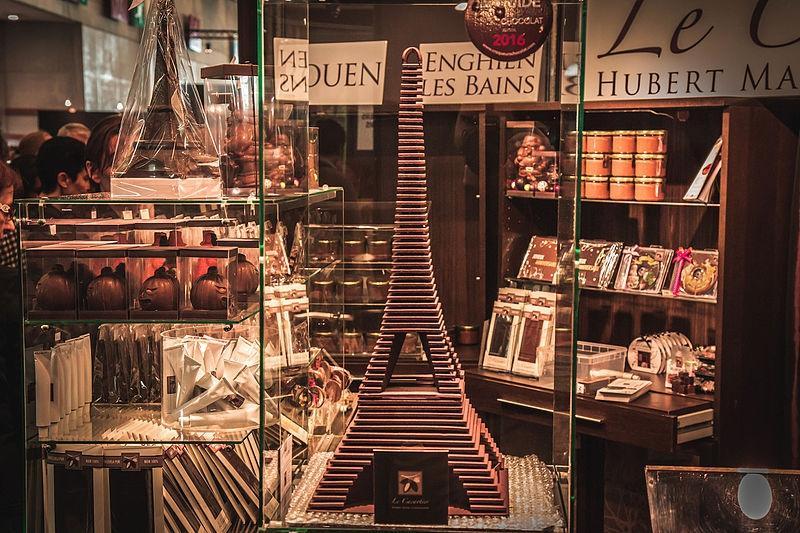 Instant pleasure at the Salon du Chocolat