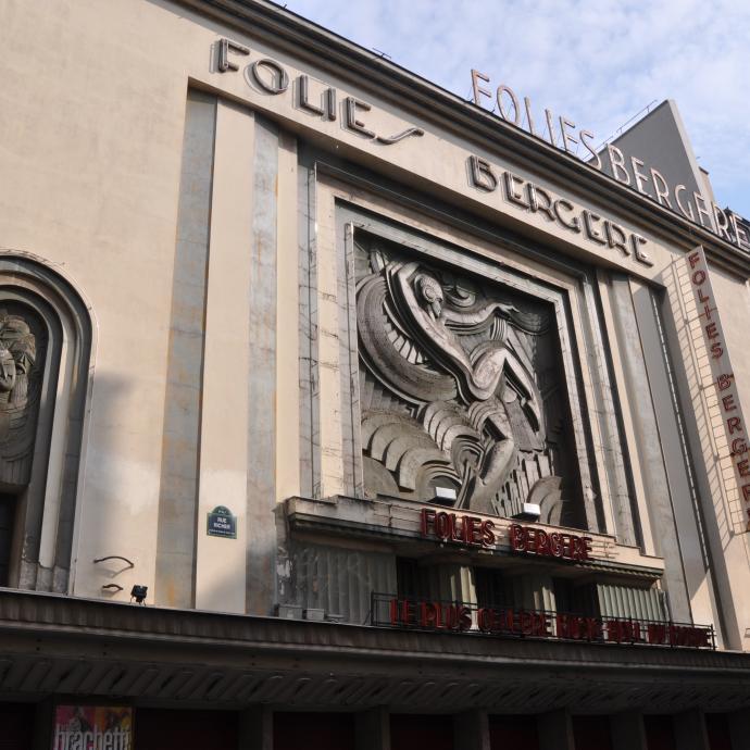 Paris presents wonderful stage musicals