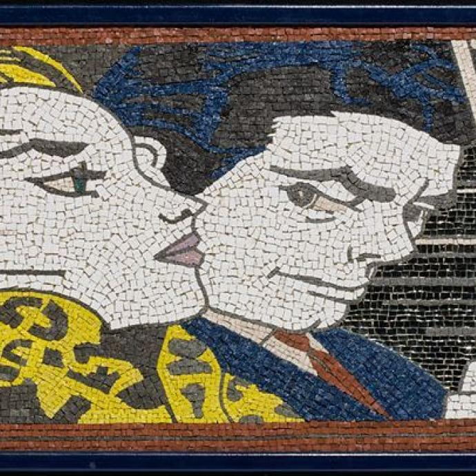 A burst of American Pop Art at the Maillol Museum