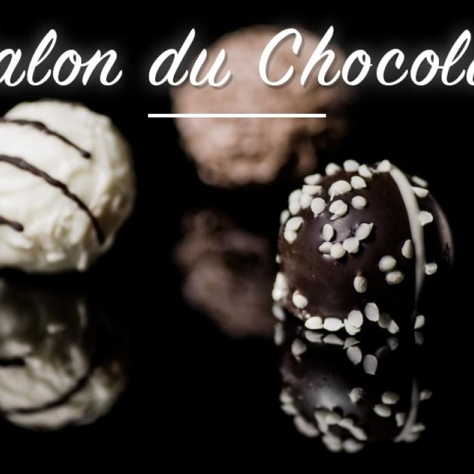 A gourmet stay in Paris at the Salon du Chocolat
