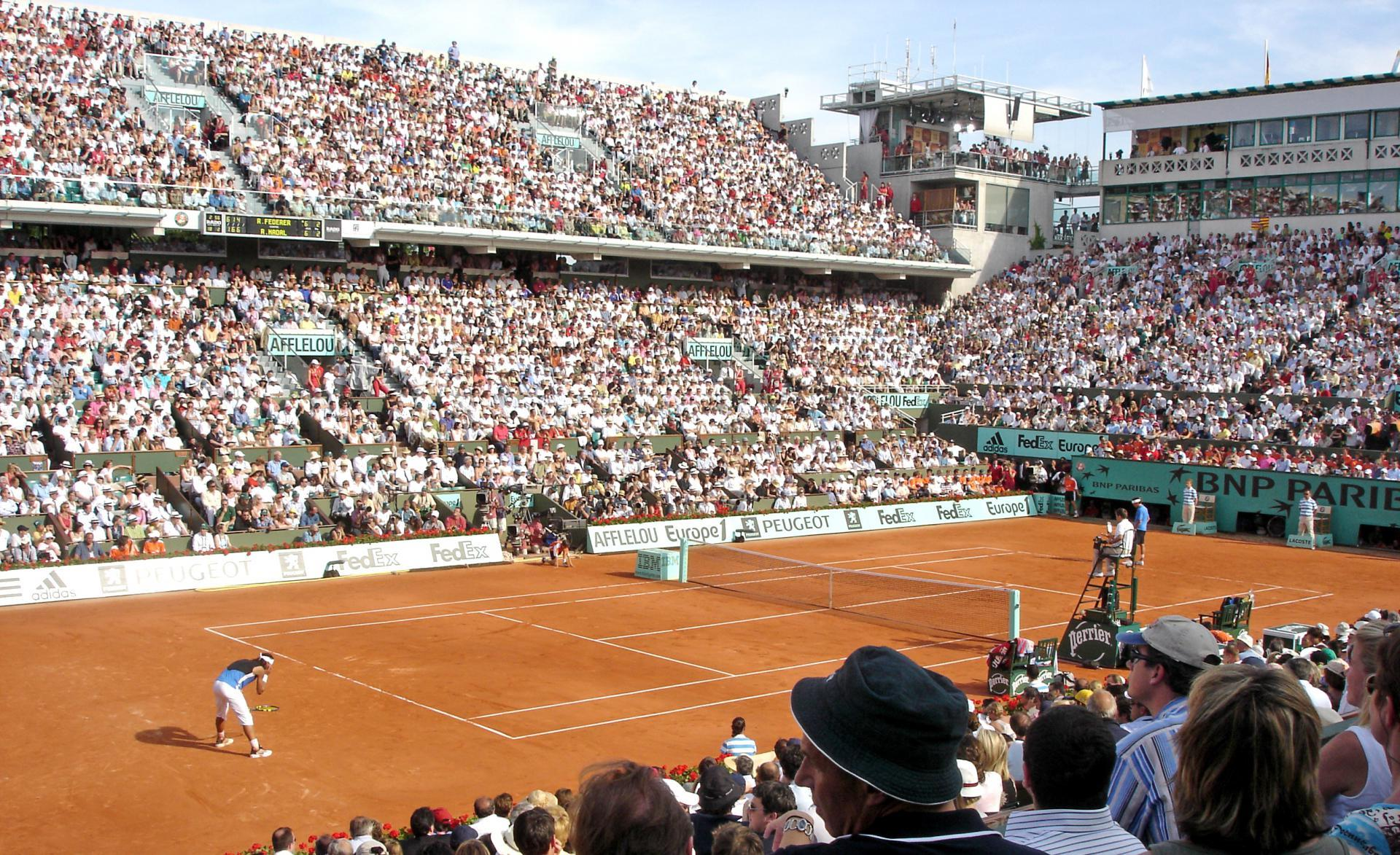 The French Open 2016, an essential sporting occasion