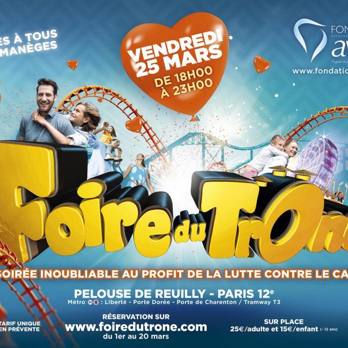 The Foire du Trône: discover a Parisian institution