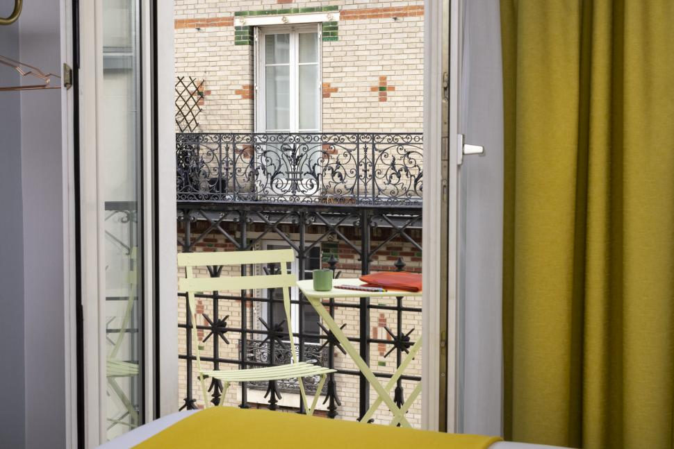 Hôtel de la Paix - Habitaciones