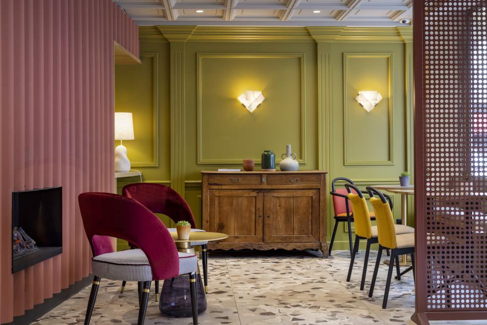 Hôtel de la Paix - Hotel