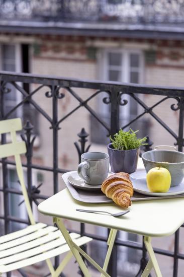 Hôtel de la Paix - Petit-Déjeuner